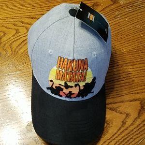 Disney Hakuna Matata Ball Cap
